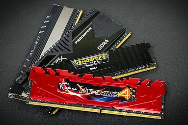 Velký test pamětí DDR4: vybíráme 4× 4GB kit pro Haswell-E