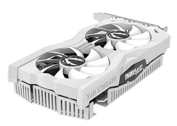 Zotac začne prodávat GeForce RTX 2060 Super OC White Edition