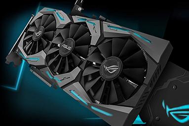 Nová Asus ROG Strix GeForce GTX 1070 Ti Gaming v testu