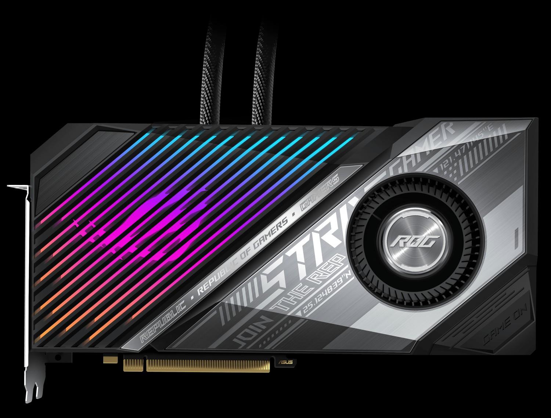 ASUS chystá prodej ROG Radeonu RX 6800XT s AiO chlazením