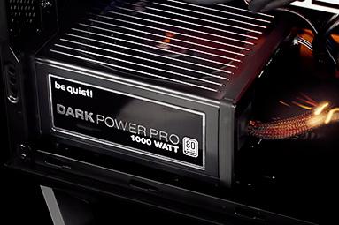 Be Quiet! Dark Power Pro P11 550 W: od zlata k platině