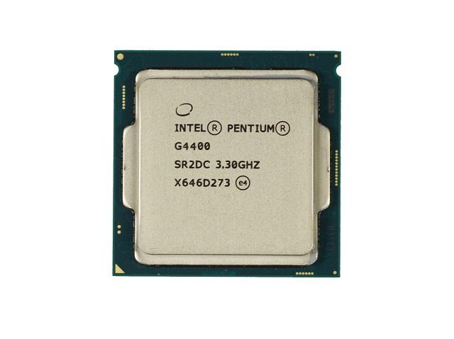 Intel Pentium G4400, AMD Athlon x4 950 a Ryzen 3 1200 v testu