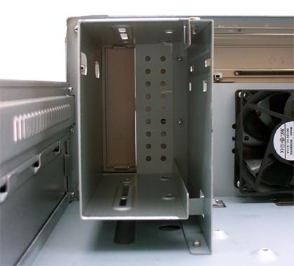 Eurocase MS32 (Micro Tower)