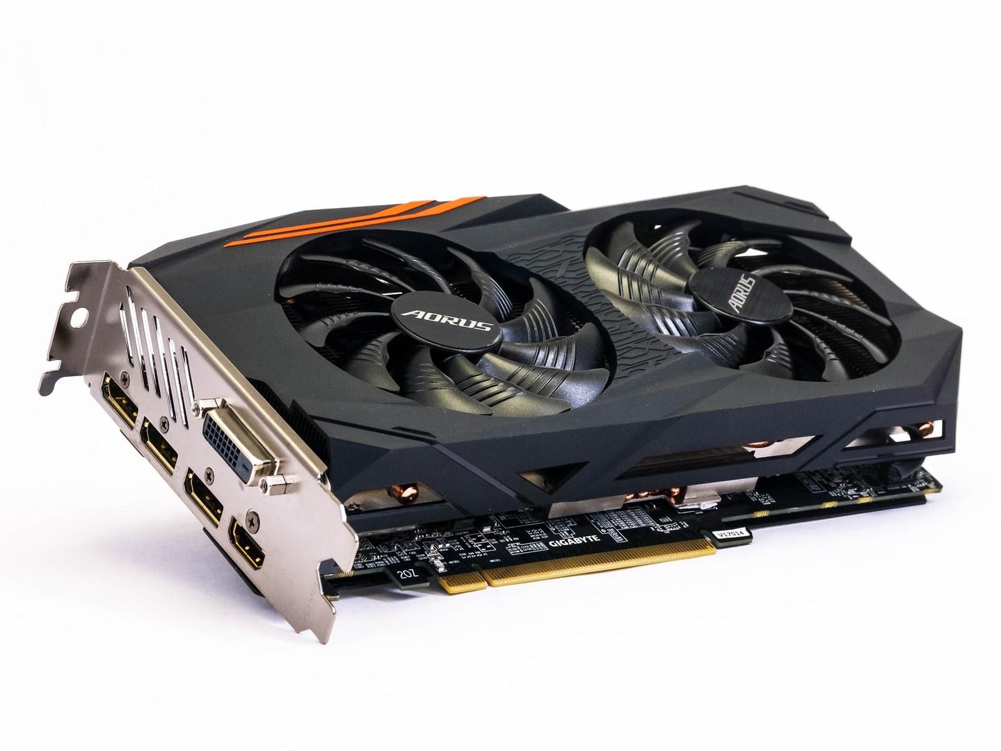 Aorus RX 570 4G od Gigabyte