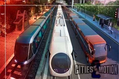 Cities in Motion 2 — Transport Tycoon v novém kabátě