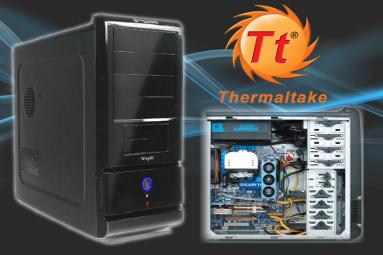 ThermalTake WingRS 100 – skříň za tisícikorunu