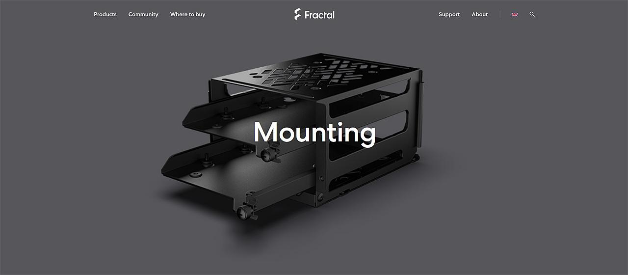 Přehled příslušenství skříní Fractal Design se soutěží o ceny