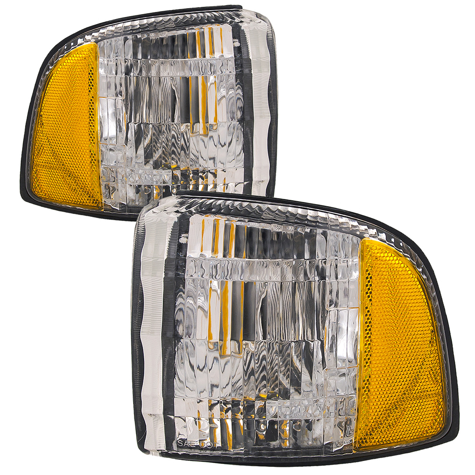 LEFT Corner Fits 94-02 Dodge Ram 1500 2500 3500 Driver Side Parking Light