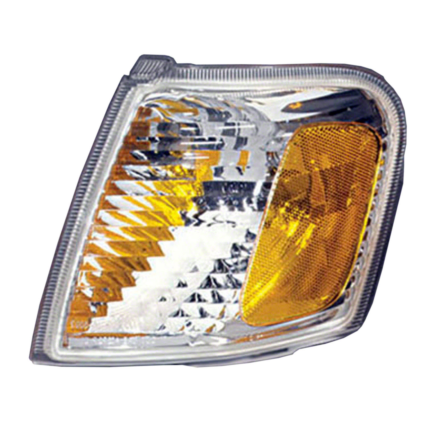 TYC 18-5698-01 Ford Front Driver Side Replacement Parking//Signal Lamp Assembly