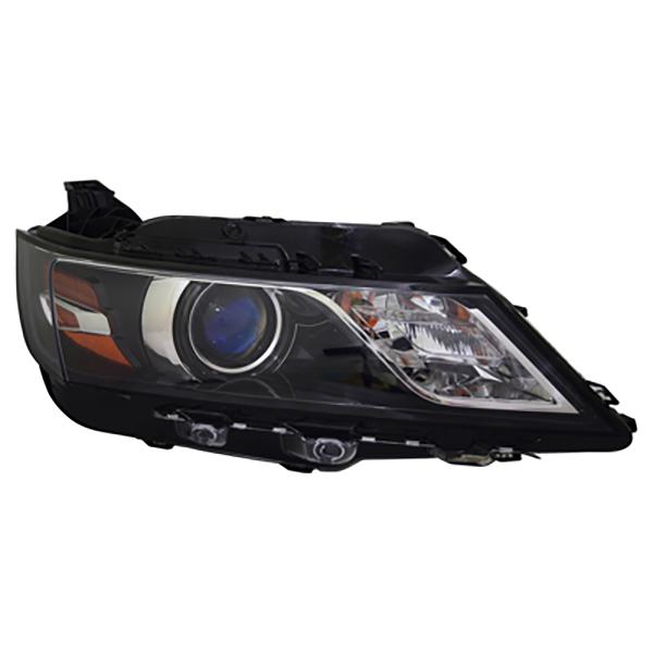HEADLIGHTSDEPOT Mirror Compatible with Chevrolet Impala Right Hand Passenger Side Power Mirror