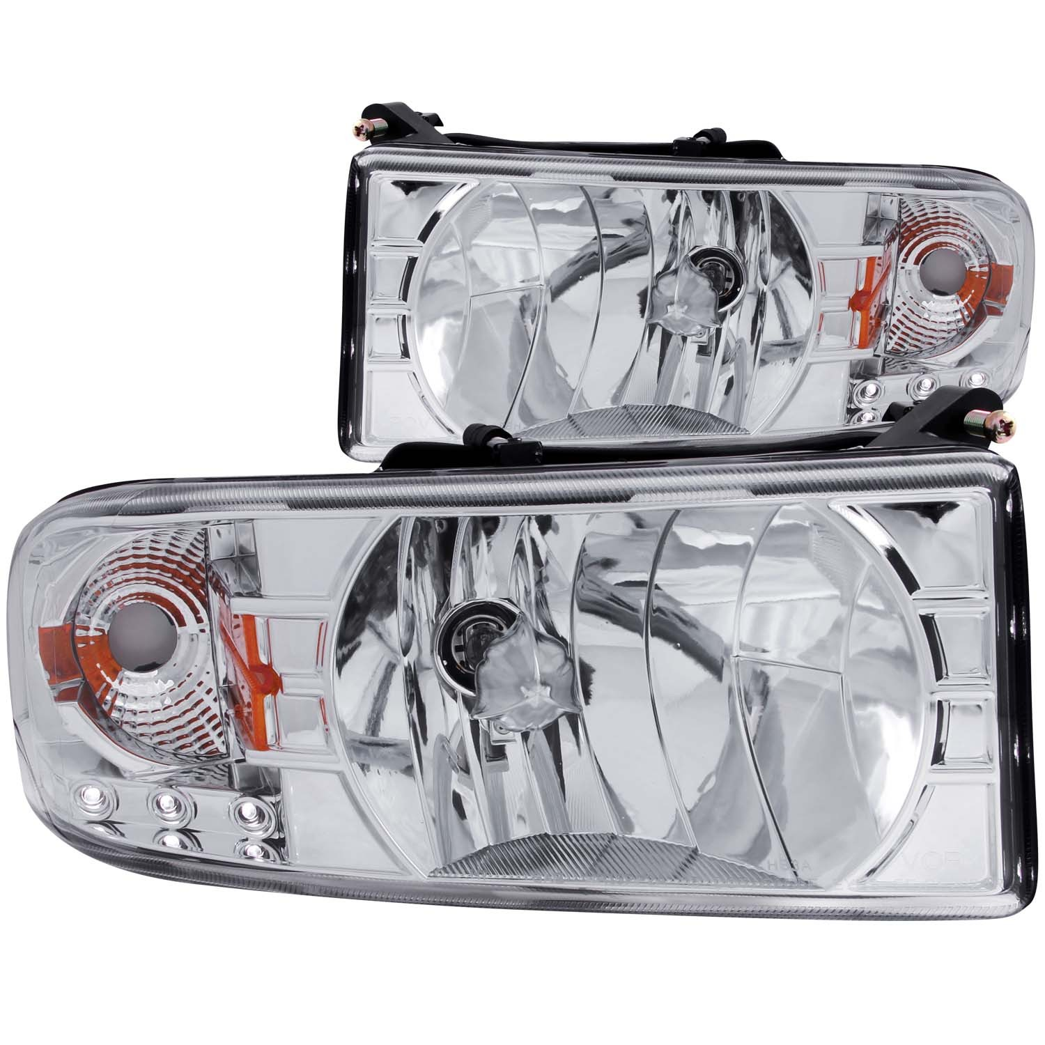Details about Fits Dodge Ram 1500 Ram 2500 Ram 3500 Headlight Left Driver &  Right Passenger