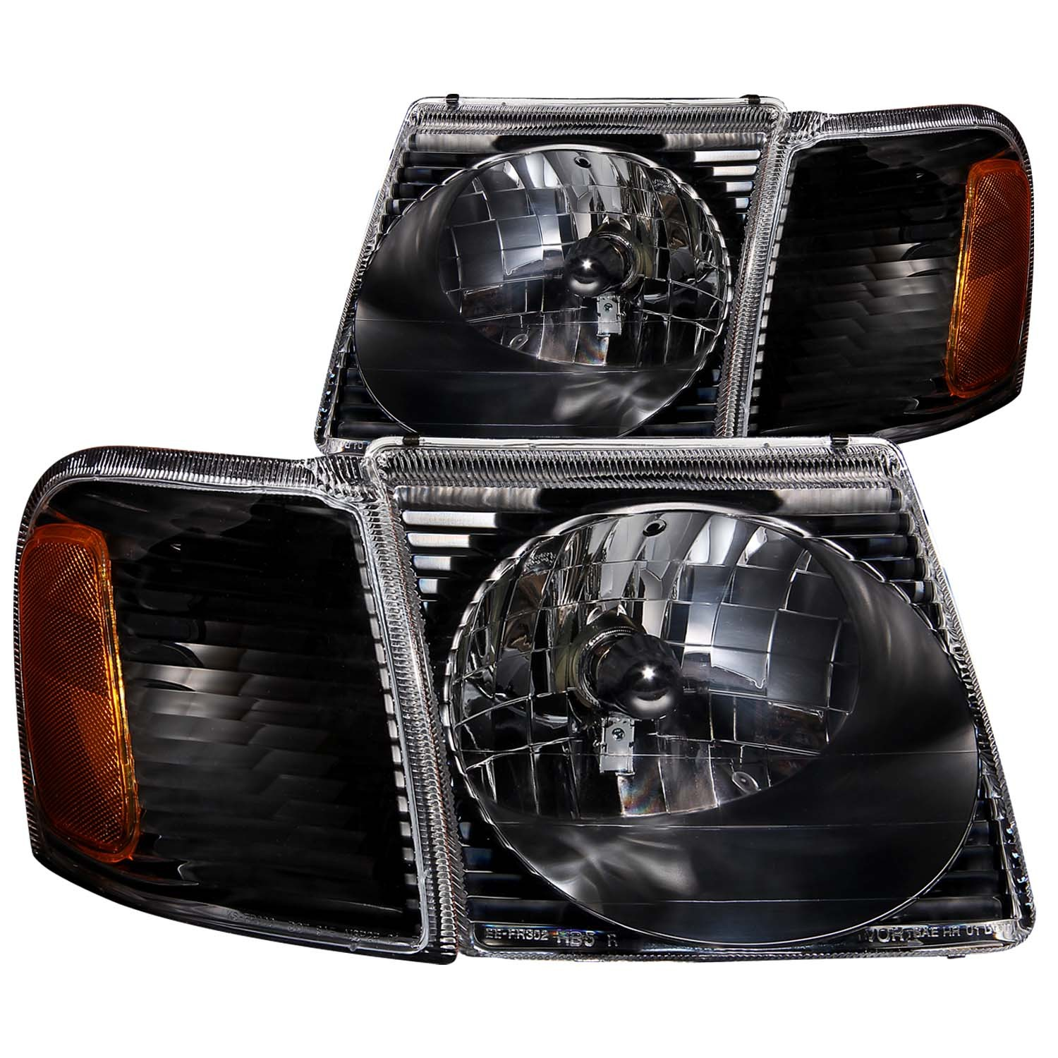 Details About Fits 2001 2005 Ford Explorer Sport Trac Headlight Left Driver Right Penger