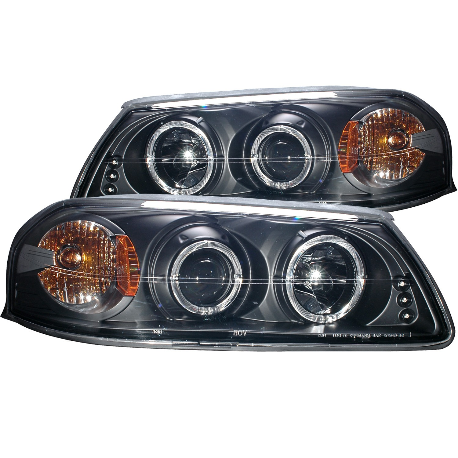 Details About Fits 2000 03 Chevrolet Impala Headlight Front Left Driver Right Penger Side