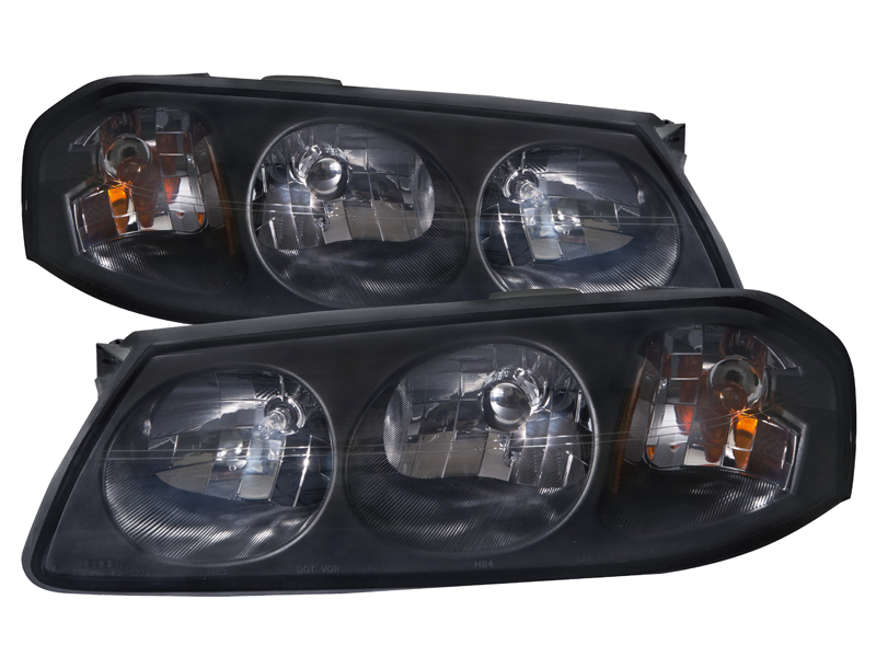 2004 chevrolet impala headlights at. Black Bedroom Furniture Sets. Home Design Ideas