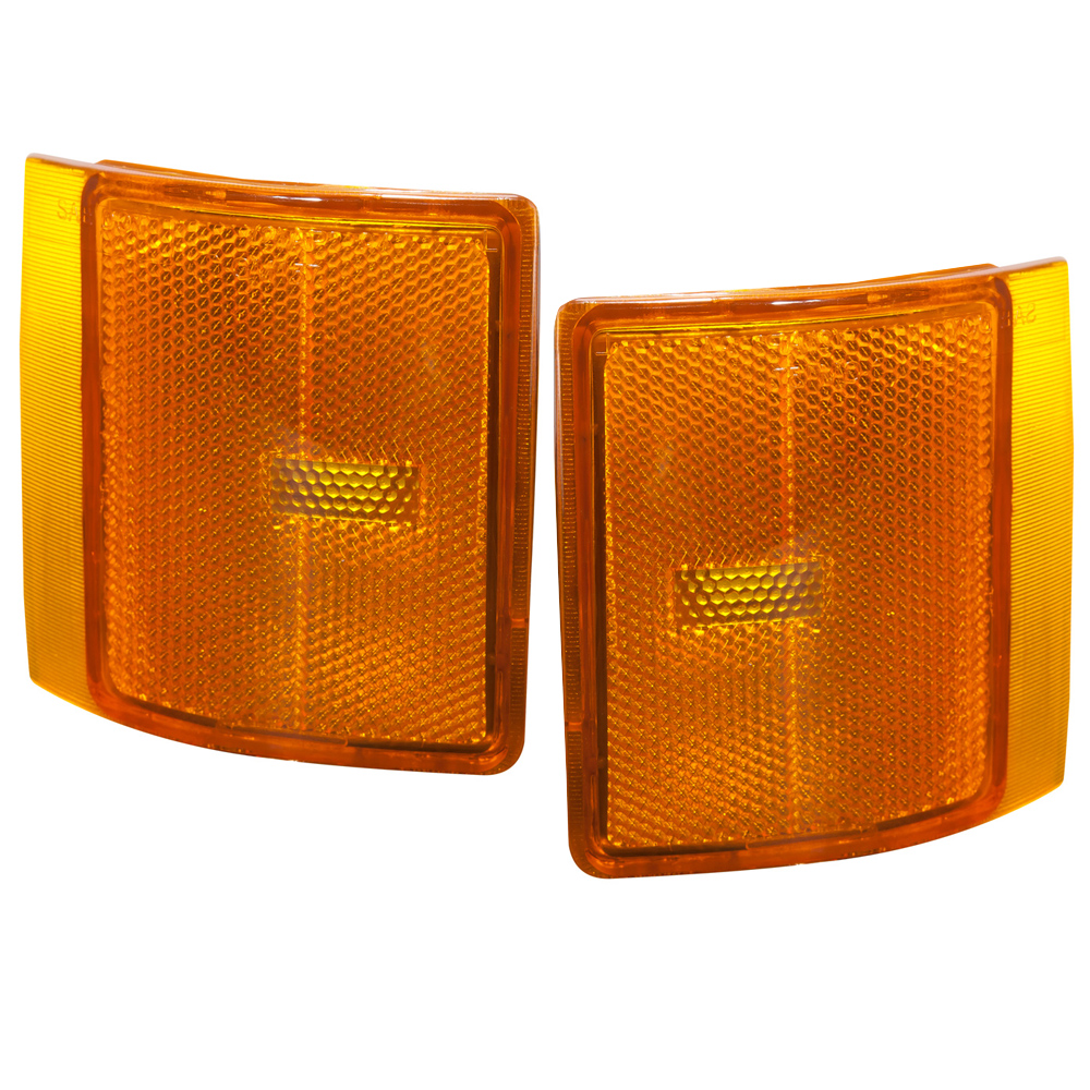 Left /& Right Turn Signals Fits 1994-1998 Chevy /& GMC Pickup PAIR
