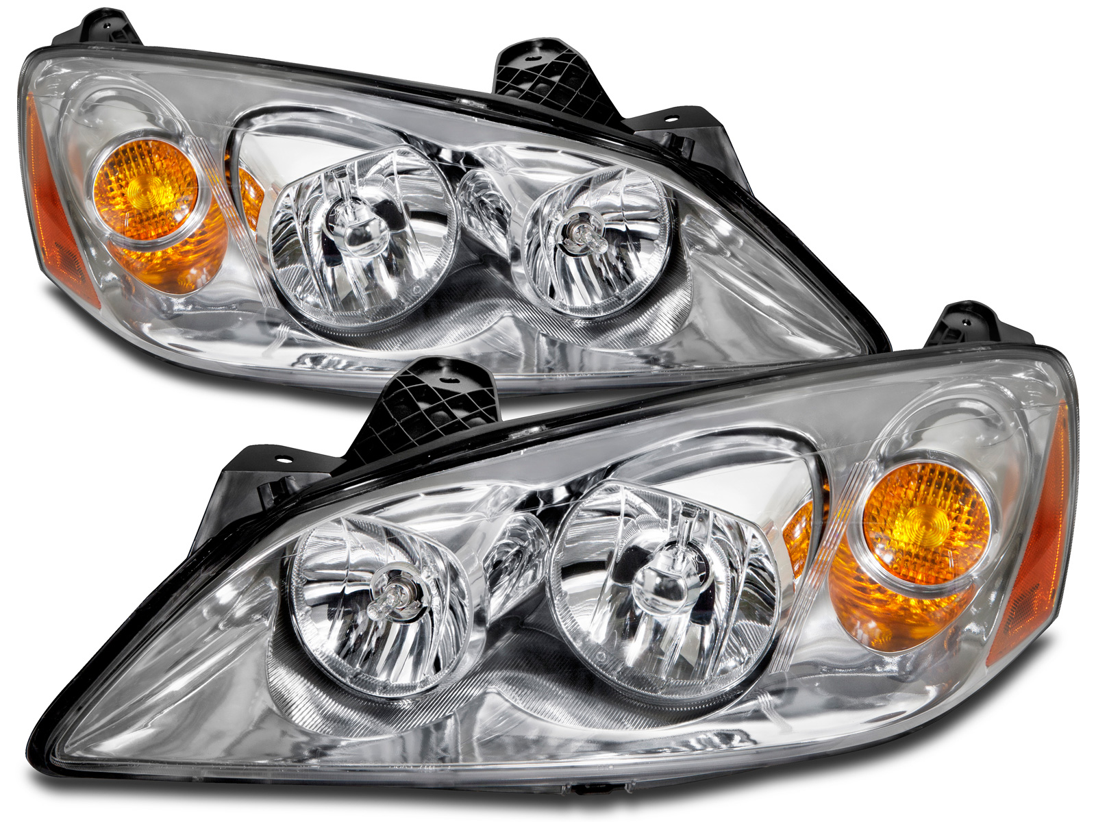 05 10 Pontiac G6 Headlights Headlamps Pair Set Left Right