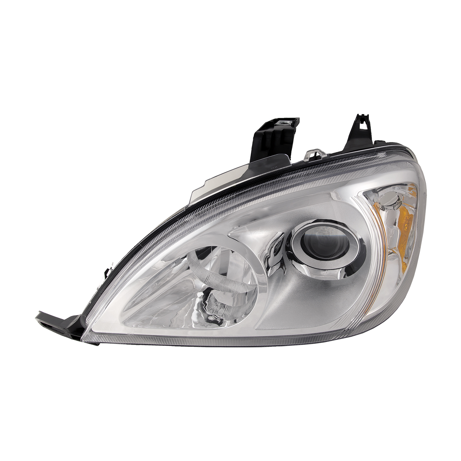 TIFFIN PHAETON 2004 04 PAIR HEADLIGHTS HEAD LIGHT FRONT LAMPS SET RV LEFT RIGHT