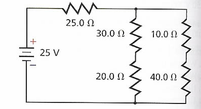 Poresistor Circuit Diagram   Using Ohm S Law Find Out The Current Through Solution Current