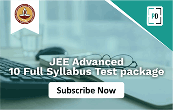 JEE Advanced | Test Package