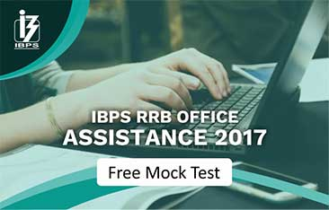 IBPS RRB Office Assistant Pre