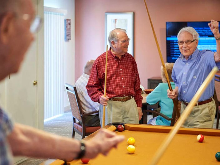 Peace Village named a Fortune Top 40 Senior Living Community