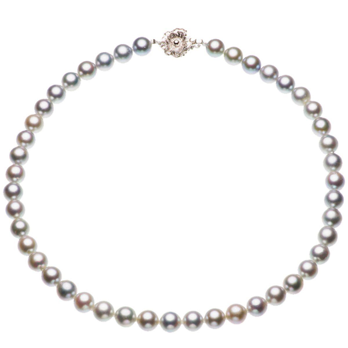 アコヤ真珠フォーマルネックレス 約8.5-9.0mmの写真