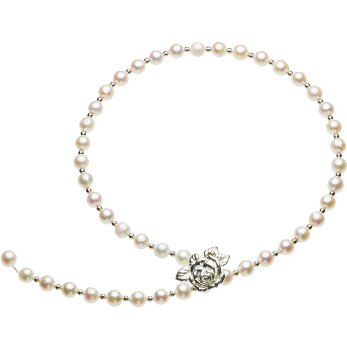 アコヤ真珠オリジナルデザインネックレス 約8.5-9mmの写真