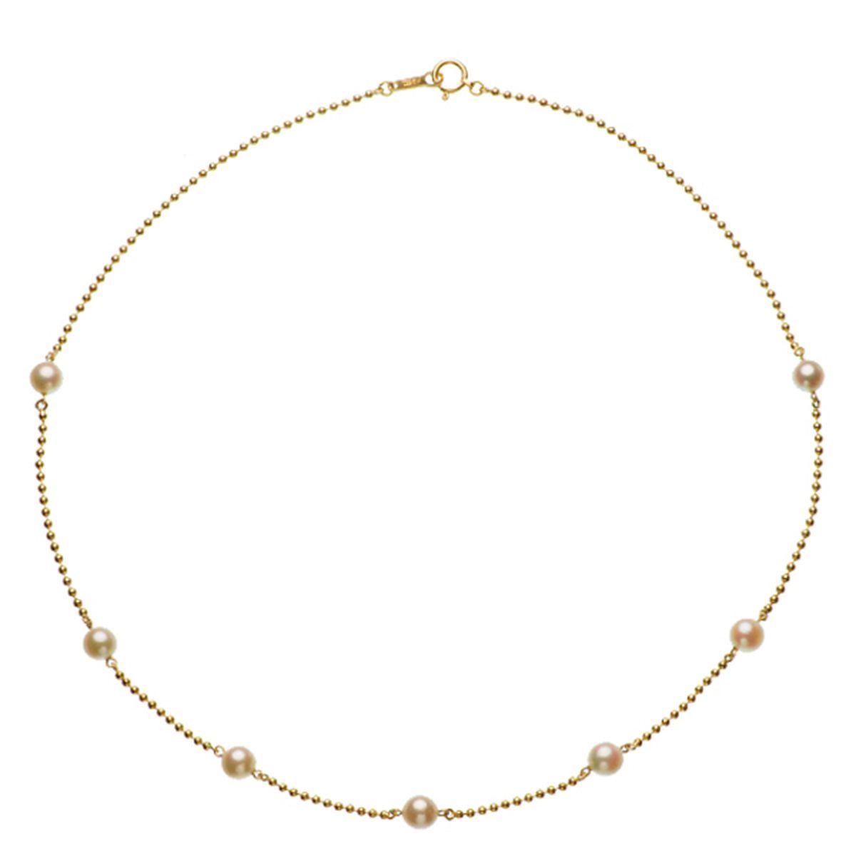 アコヤ真珠オリジナルデザインネックレス 約5.5mmの写真