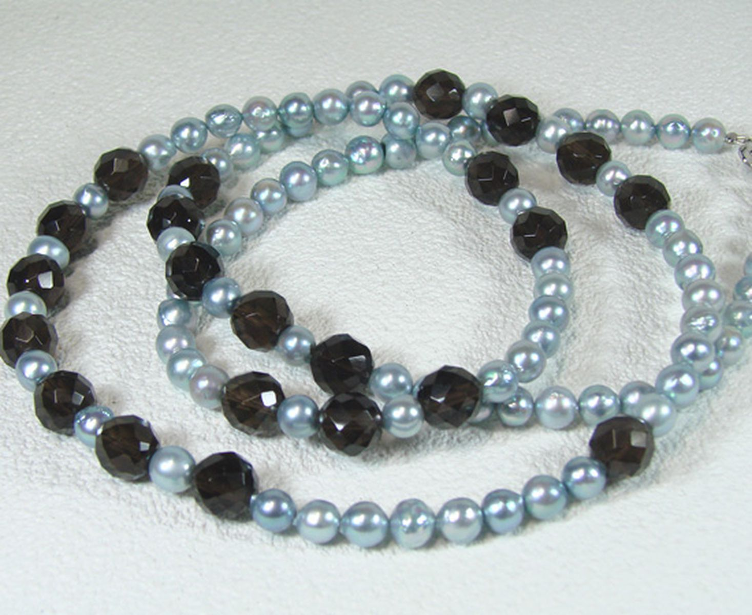 アコヤ真珠オリジナルデザインネックレス 約5.5-6.0mmの写真
