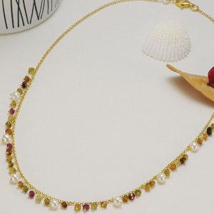 「在庫処分セール」 淡水真珠 パール オリジナルデザインネックレス アウトレット 在庫一掃の写真