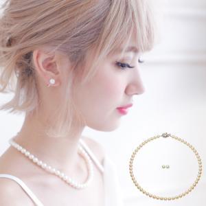 アコヤ 真珠 フォーマル セット 約7.0-7.5mmの写真