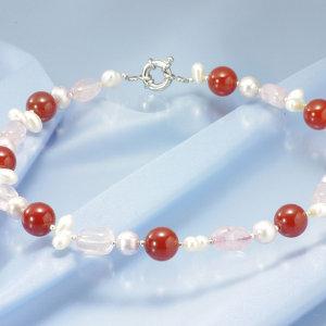 淡水真珠オリジナルデザインネックレス 約6.0mmの写真