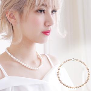 アコヤ真珠フォーマルネックレス 約8.0-8.5mmの写真