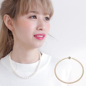 アコヤ真珠フォーマルネックレス 約7.0mm-7.5mmの写真
