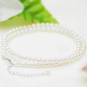 アコヤ 真珠 フォーマル ネックレス 約4.0-4.5mmの写真