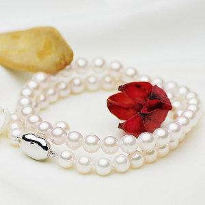 アコヤ 花珠 真珠 フォーマル セット 約7.0-7.5mmの写真