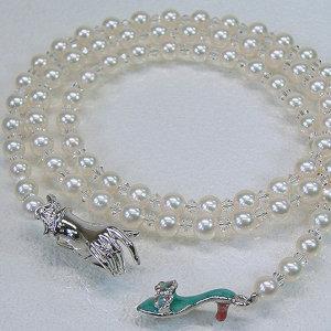アコヤ真珠オリジナルデザインネックレス 約5.0-5.5mmの写真