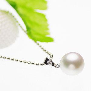 高級淡水真珠ペンダント 約10.4mmの写真