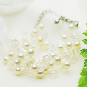 淡水真珠ブレスレット 約5.0-6.0mmの写真