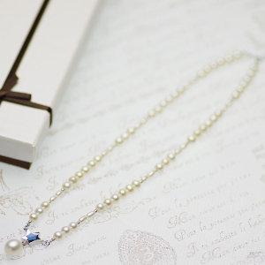 淡水真珠オリジナルデザインネックレス 約3.0-3.5mm5.0-5.5mm8.5mmの写真