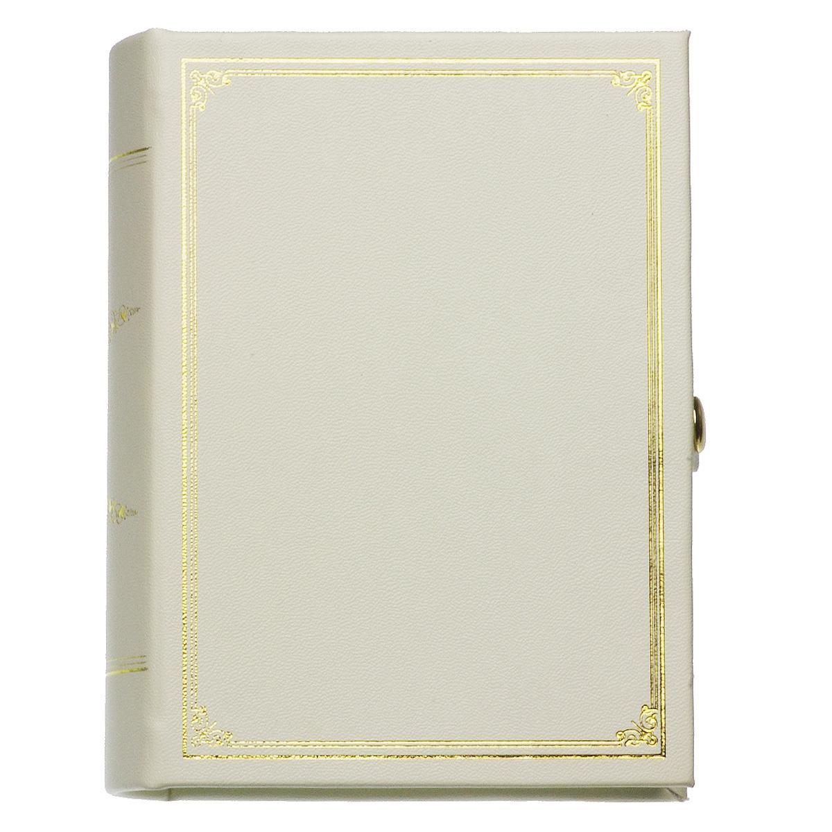 ブック型ジュエリーボックス ジュエリーケース 大容量 アクセサリーボックス トラベル ホワイトの写真