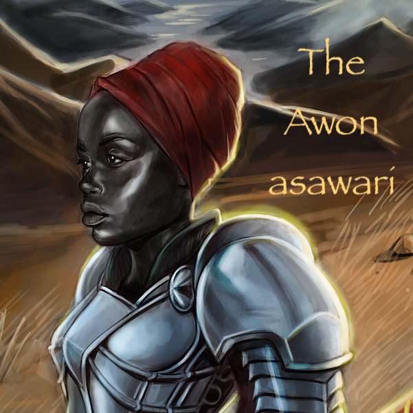 Awon asawari Ad Square image