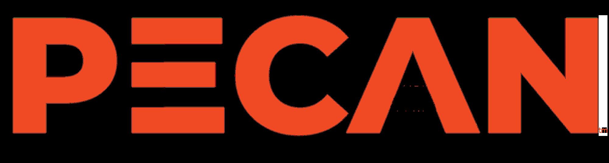 pecan word logo