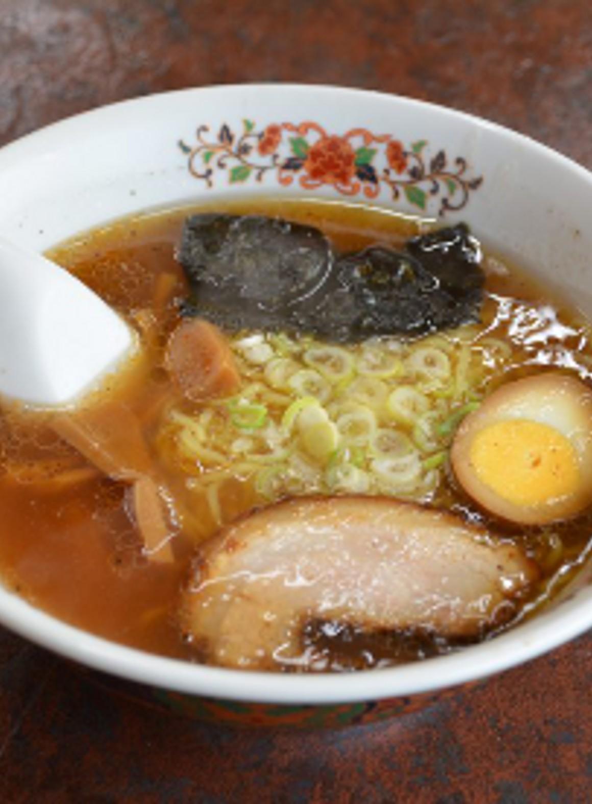 Ramen is a drink. Ramen map in Tokyo