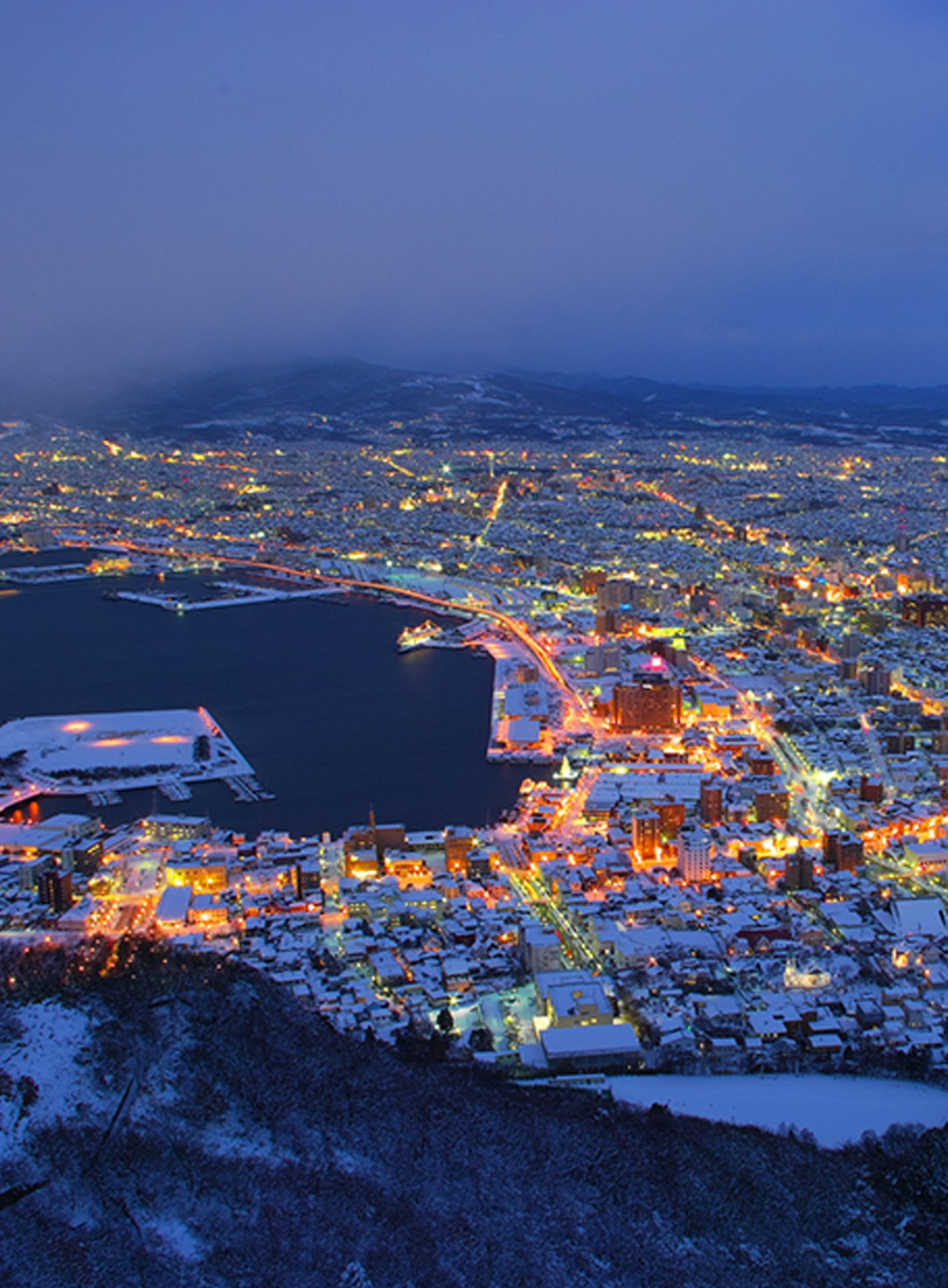 Completed in the morning! Easy Hakodate mountain hiking with sneakers