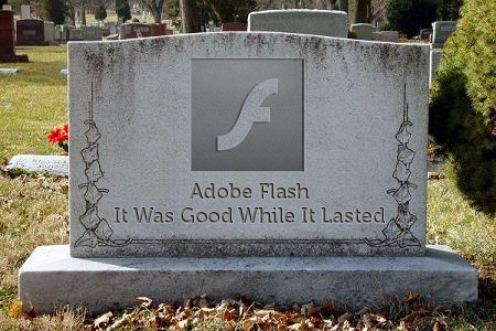 Death of Flash Player