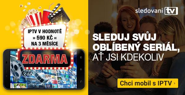 Smartphony s IPTV zdarma