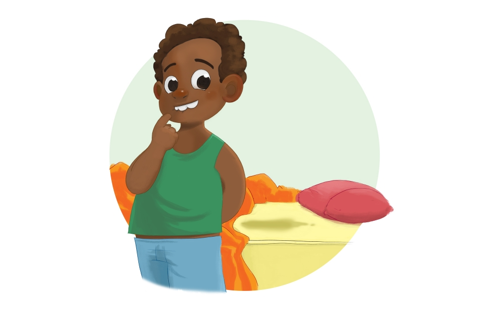 Bedwetting is a common condition among young children and is not a sign of laziness, naughtiness, or any emotional immaturity.