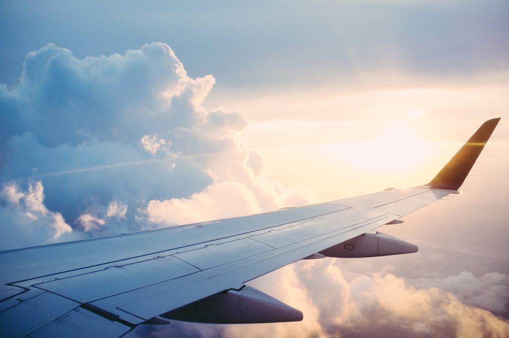 Mal de dos en avion