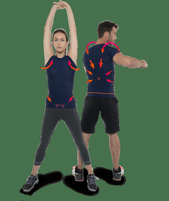 les effet de Lyne Fit pour votre dos